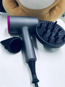 Professional 2000w Strong Power Hair Dryer photo review